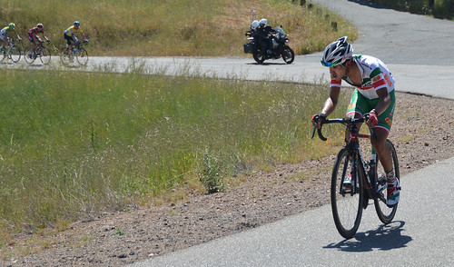 Leader at this point Tour of Ca stage 3 diablo (b) 2014