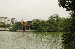 Ngọc Sơn Temple, Hoan Kiem Lake
