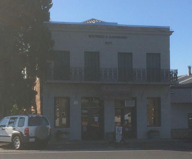 California Historial Landmark #735