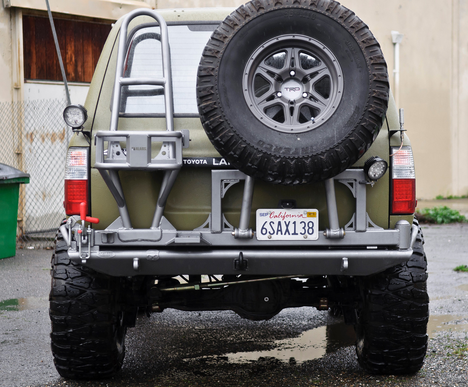 Just Another 4x4labs Rear Bumper Build Nothing To See