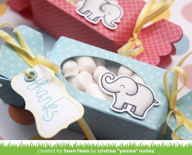 Candy Boxes - detail