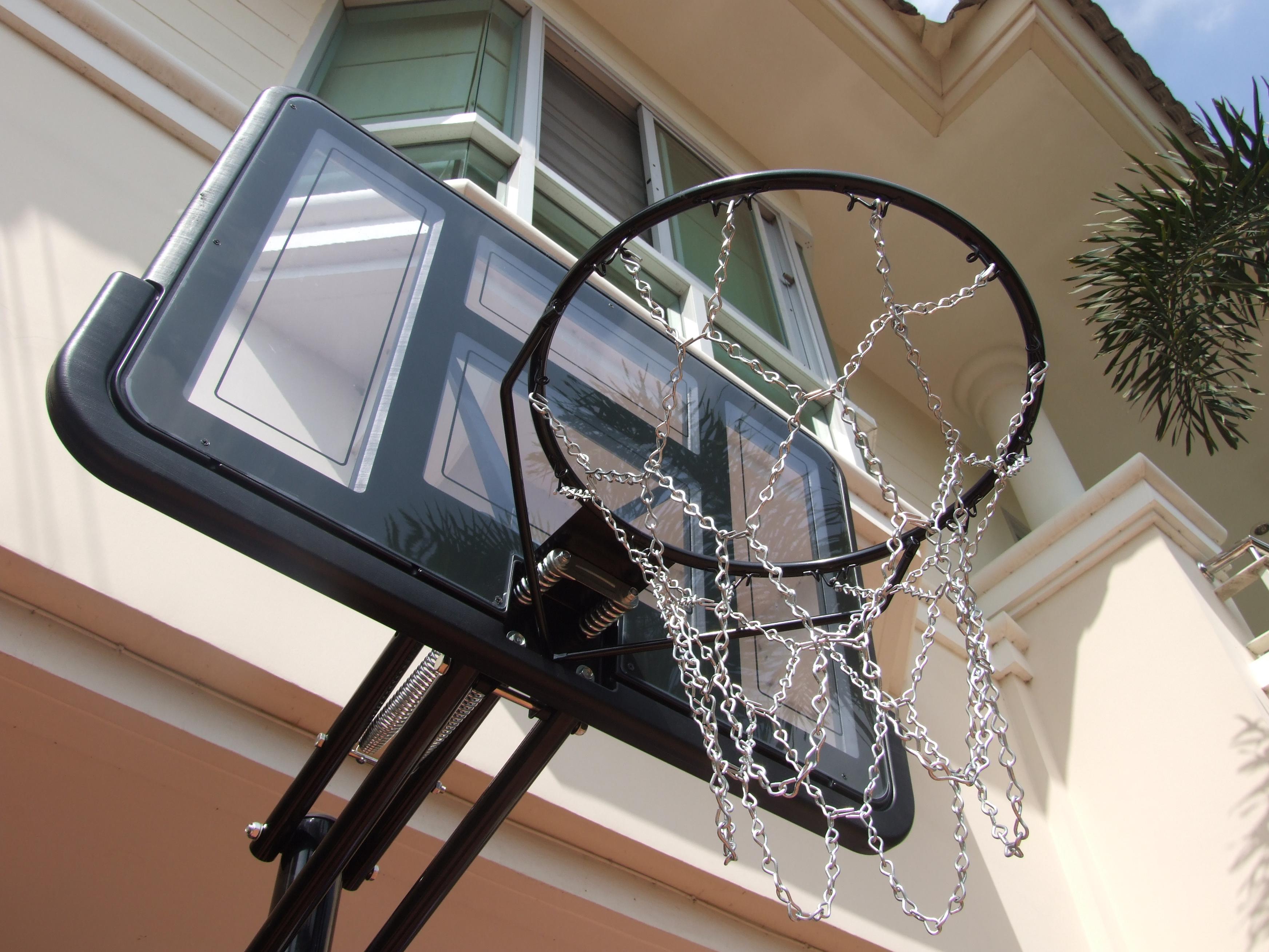 ตาข่ายบาส basketball net
