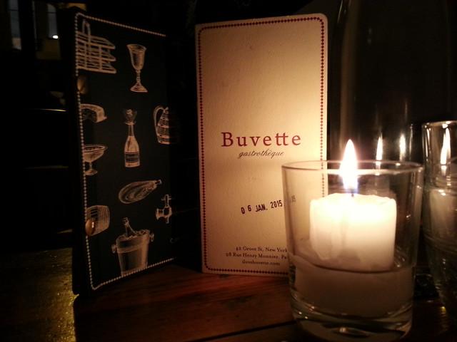 Buvette Gastrotheque, SoPi Paris
