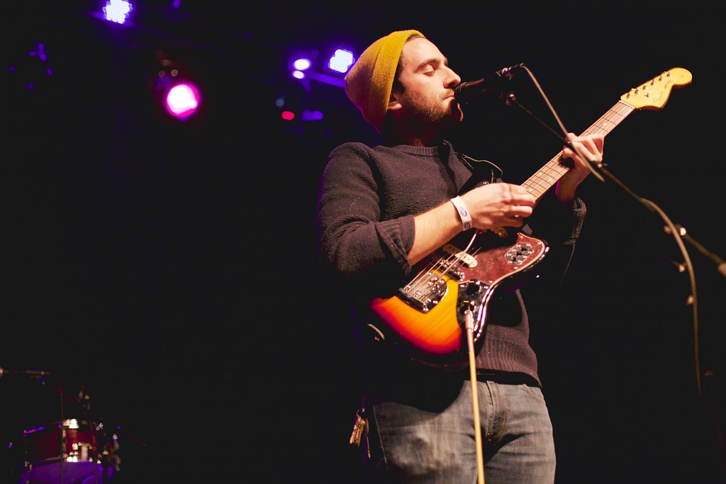 Oquoa's Max Holmquist at The Bourbon Theater - Take Cover | Jan. 30, 2015