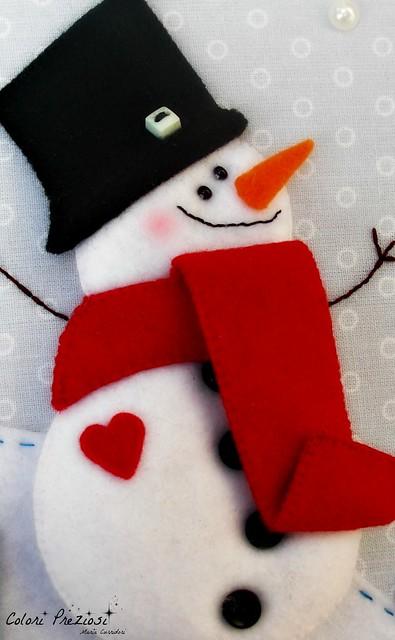 W.I.P. snowman ^_^