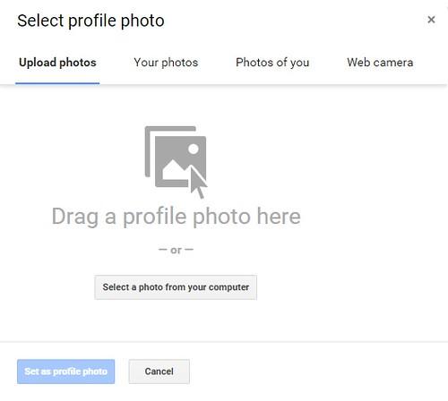 foto profile google