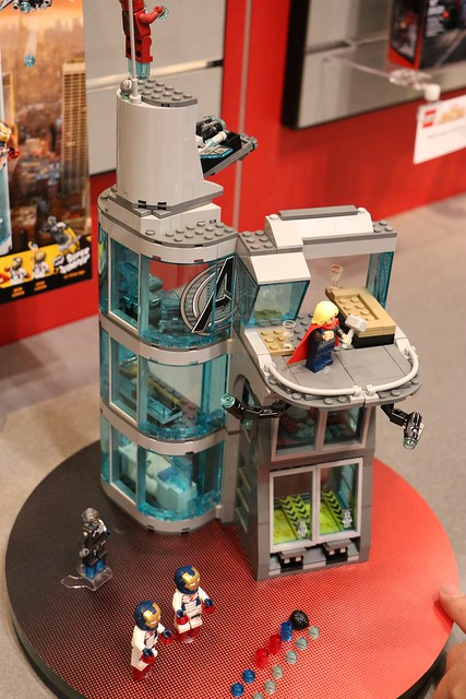 LEGO - New York Toy Fair 2015