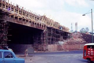 Bristol 1970 - Construction of the M32