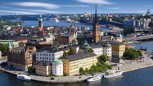 Stockholm-Sweden-Riddarholmen-ChurchBy-Unknown