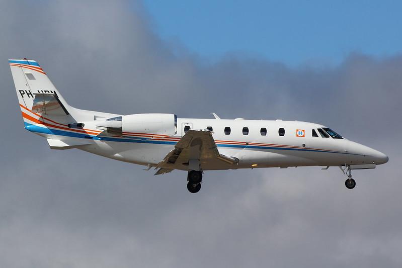 Heerema Vliegbedrijf - C56X - PH-HRM (1)