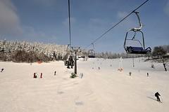 Kvalitní lyžování na Ještědu