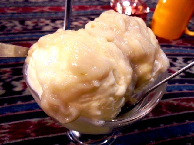 Payung durian ice cream