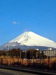 Mt.Fuji 富士山 2/20/2015
