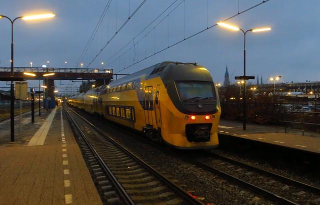 20150220 Delft, De Laatste Ochtendspits
