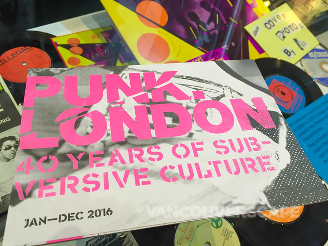Punk London at Barbican Centre