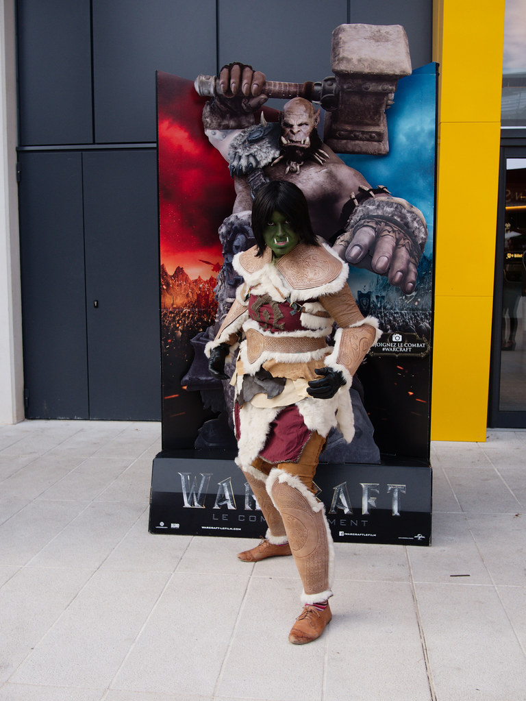related image - Sortie Film Warcraft - Blizzard - L'Avenue 83 - La Valette du Var -2016-05-25- P1410032