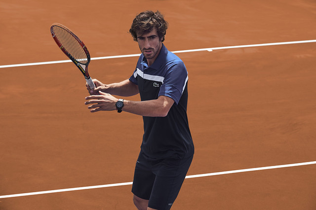 Pablo Cuevas Roland Garros 2016 outfit