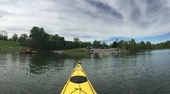 Kayaking in DC area