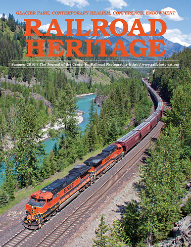 Railroad Heritage 45, Summer 2016
