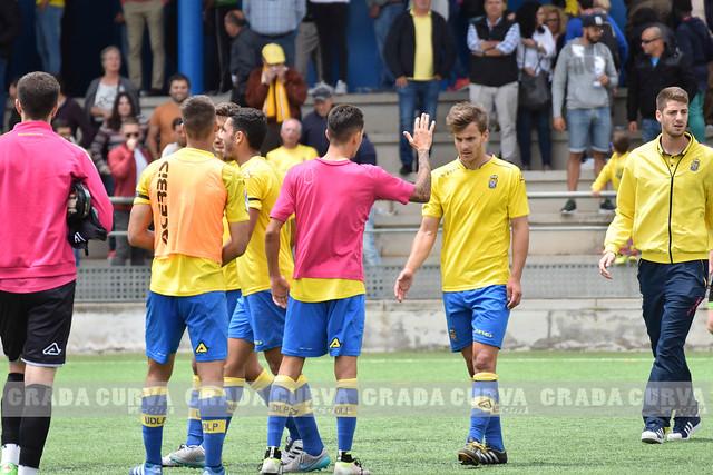 LPA Atco - Racing Santander B (1-0)