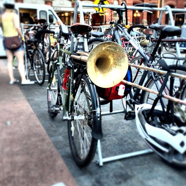 music ride in OTR