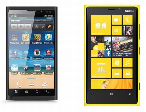 Nauji Nokia telefonai su Android?
