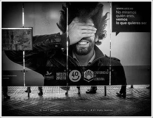 Serie La ciudad es un millon de cosas-No miro quien eres by Sansa - Factor Humano