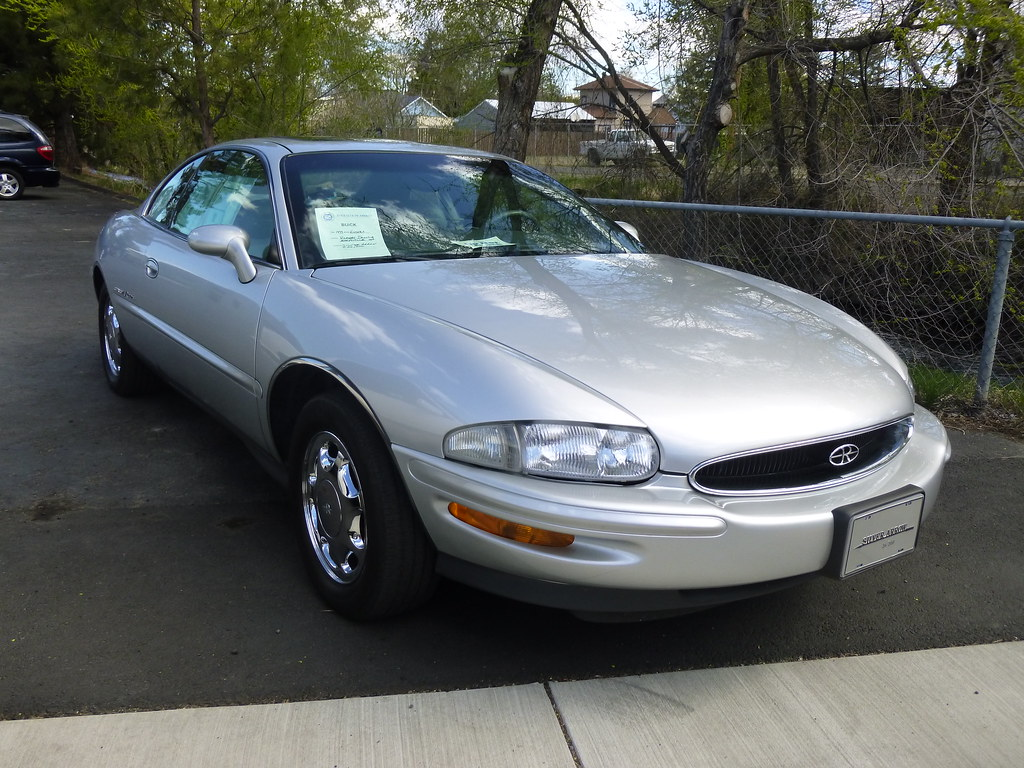 New owner, 1996 Riviera in Washington state 8721555223_6f01875dc8_b