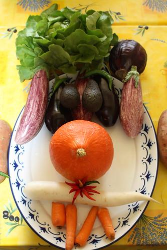 Market Challenge Vegetables
