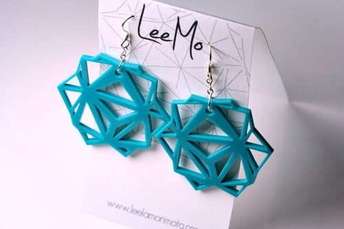 Lasercut-Earrings