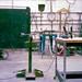 Sculpture Studio - Worldwide Pinhole Photography Day by John Baird