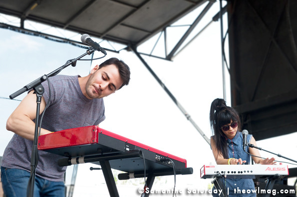 Hunter Hunted @ Make Music Pasadena, Pasadena 6/1/2013