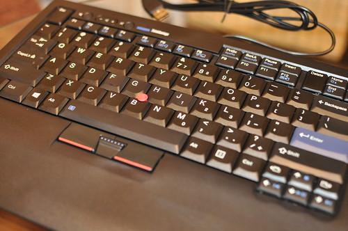 ThinkPad USB トラックポイントキーボード-55Y9003_005