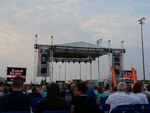 Hoosier Park Racing & Casino - Outdoor Music Center, Anderson, Indiana