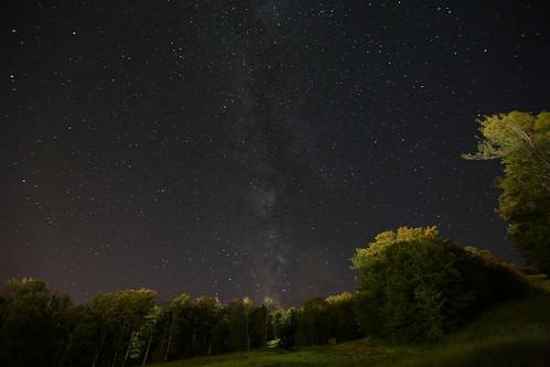 stars mountainview mtsnow 雪山 starcloud westdover 銀河 grandsubmitresothotel