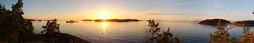 Juhannus Panorama