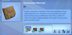 Inconvenient Mermaid