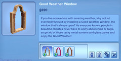 Good Weather Window