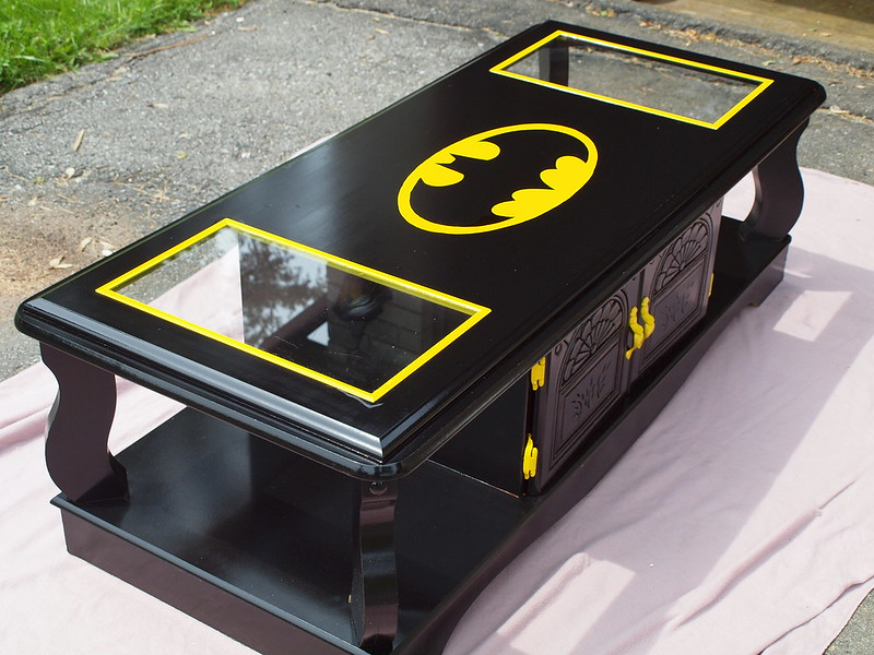 Holy Table Batman!