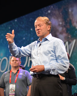 John Chambers at Cisco Live 2013 Orlando