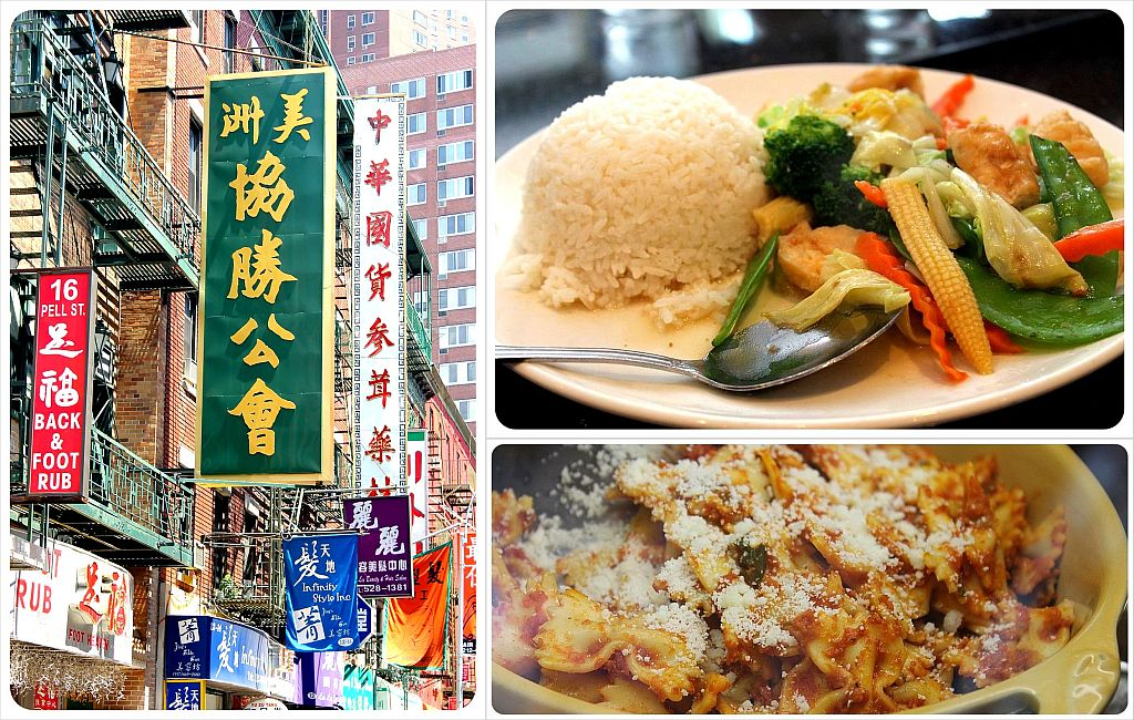 NYC Chinatown food tour