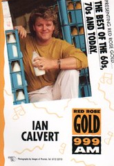 Red Rose Gold - Ian Calvert