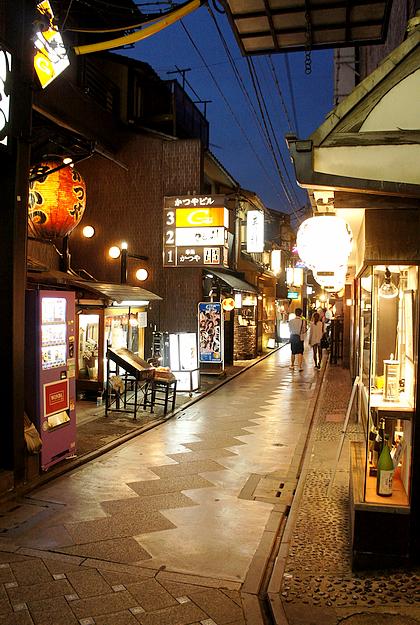 京都美食納涼床33