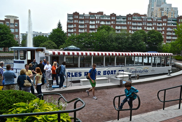 Boat Cruise boston