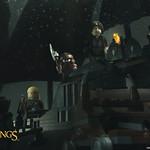 LEGO Lord of the Rings Pirate Ship Ambush (79008)