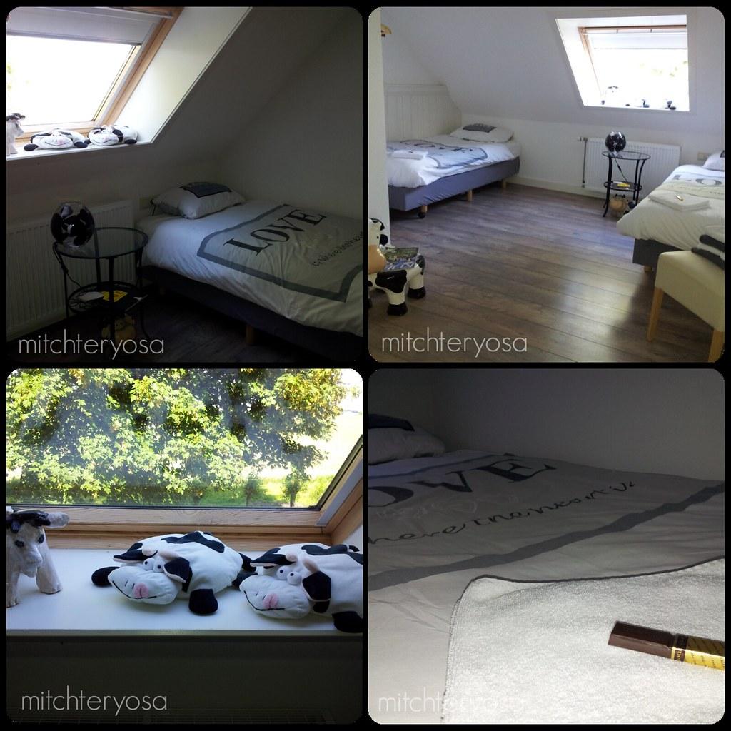 Shepherd's House Bedroom