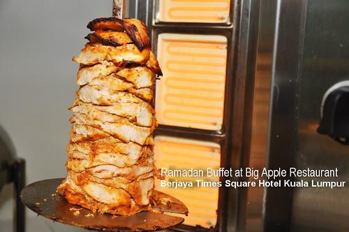 Ramadan Buffet at Big Apple Restaurant 24