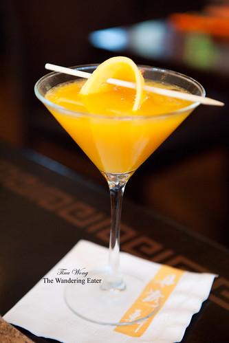 Bangkok Mango Martini