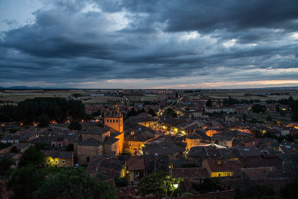 Ayllón-Segovia