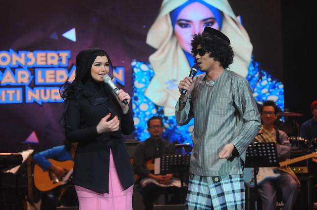 Konsert Sanggar Lebaran Siti Nurhaliza Bersama Artis Undangan Nabil